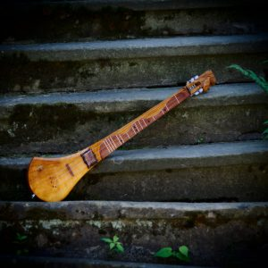 The Amber Dulcimer by DaShtick guitars